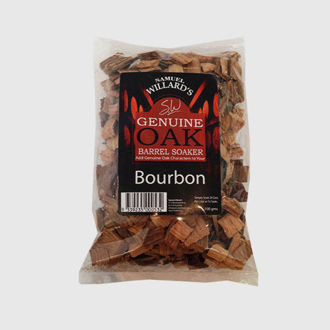 Samuel Willards Bourbon Soakers 100gm
