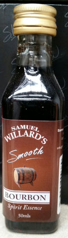 Samuel Willards Smooth Bourbon Essence 50mls