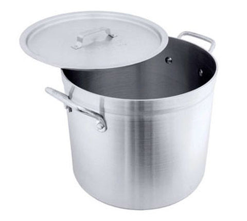 Stock Pot Aluminum 140Lt