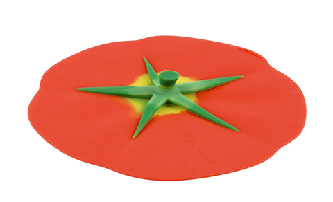 Silicone Lid - Tomato - Medium