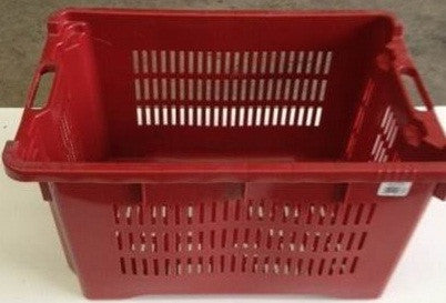 Crate for Fruit Picking 40Lt ICS ICS Perforated Wall and Base