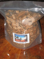 Apple smoking chips - 1kg
