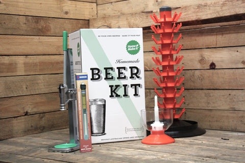 "Home Brew - Beer Kit - ""Super Upgraded"""