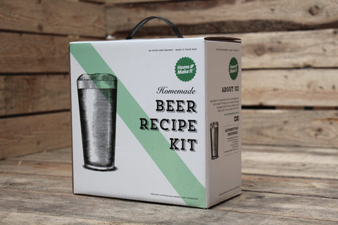 Beer Recipe Kit - Tom's Sparkling Ale