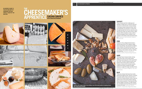 Cheesemakers Apprentice