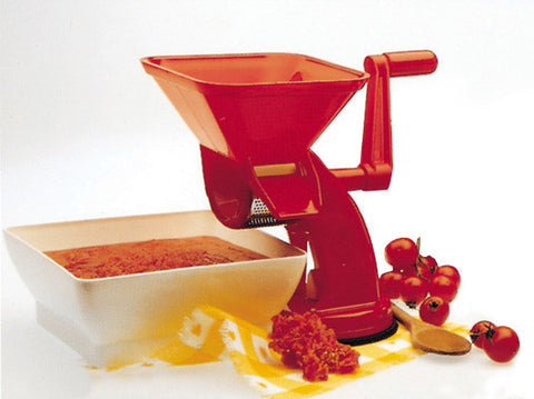 Tomato Manual Press Machine - plastic