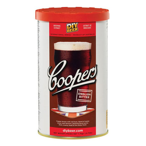 Coopers 1.7kg International - English Bitter