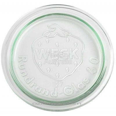 Weck Small - Glass Dunking Weight for Fermentation Jars
