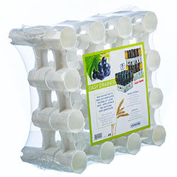 Easy Drainer - 1 Tray 2 Rack 50/32 Bottles stackable up to 7 Layers