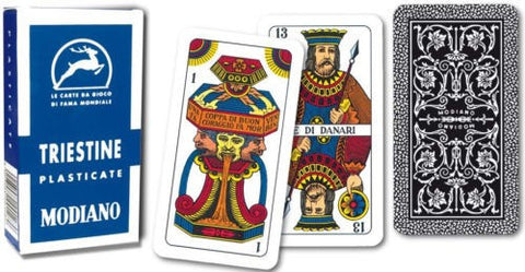 Italian Playing Cards Triestine