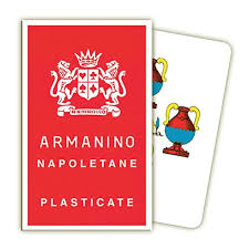 Italian Playing Cards Armanino Napoletane