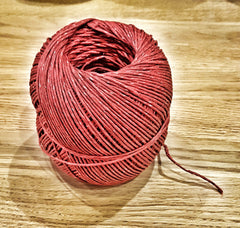 String Red - Large roll