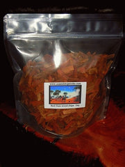 Redgum smoking chips - 1kg