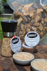 SMALT - Smoked Salt - 200gr