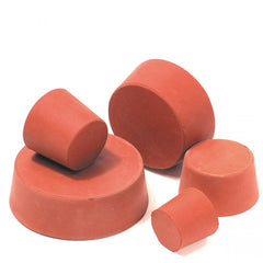 Bung Rubber 40mm Diam Long Style and Solid