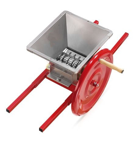 Crusher Apple Stainless Steel Manual Baby Hopper