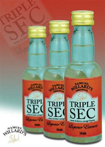 Samuel Willards Triple Sec 50mls