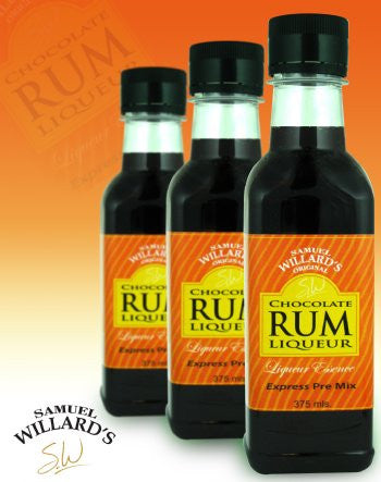 Samuel Willards Express Premix For Chocolate Rum