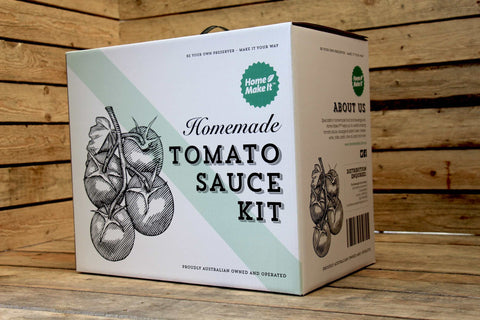 Homemade Tomato Sauce Kit