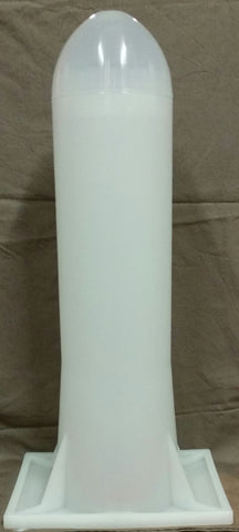 Tube Plastic 125mm Diameter