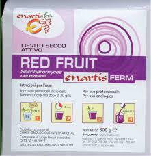 Enartis Yeast Challenge Red Fruit 500gm