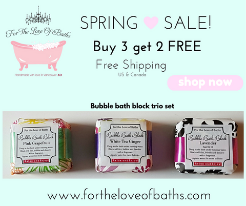Bubble Bath Block 2 FREE