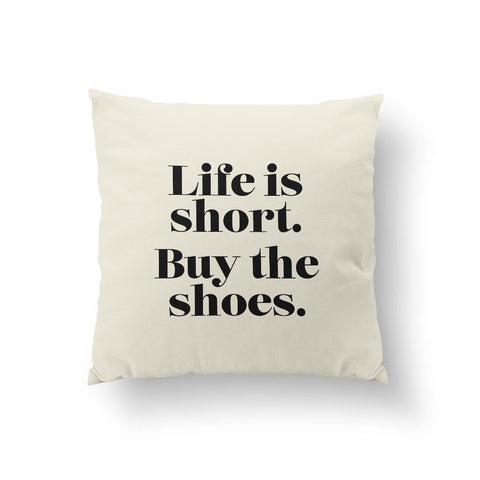 Buy the shoes  -  Black Pillow