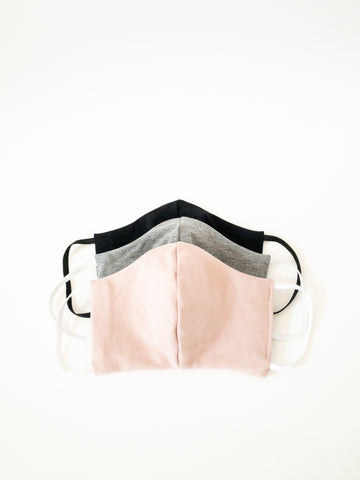 "The "" Bare Basics"" Womens Face Mask"