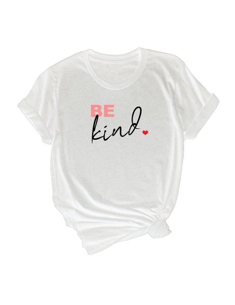 "The ""Be Kind with Heart"" Tee"
