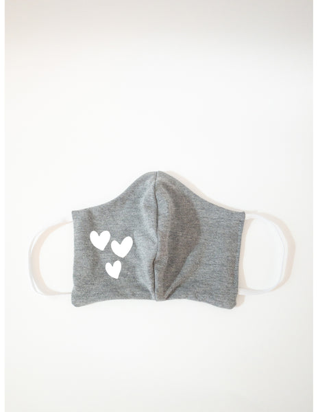 "The ""I Heart You"" Womens Face Mask"
