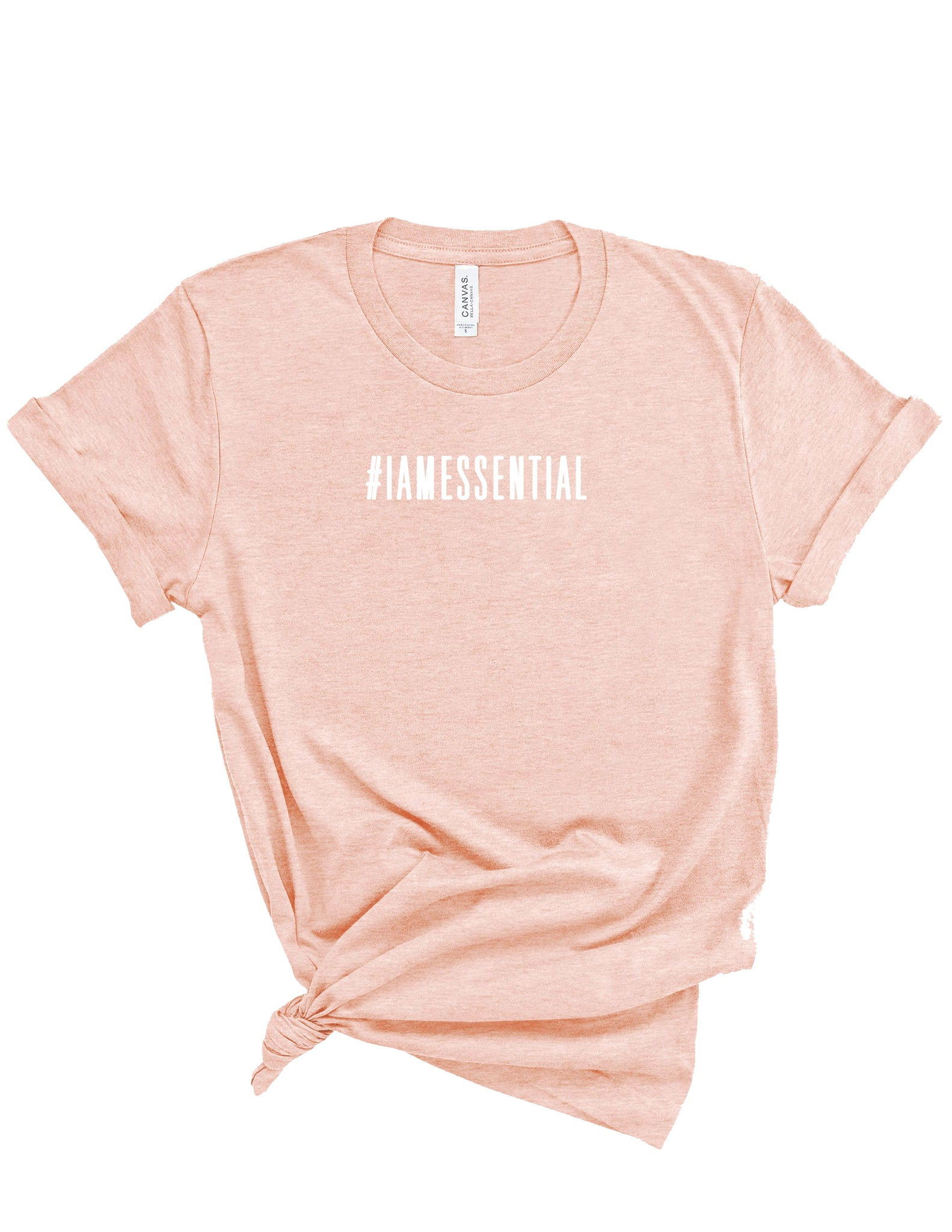 "The ""I Am Essential"" Tee"