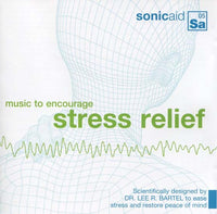 Music to Encourage Stress Relief: CD - Divine Gift Olinda