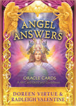 Angel Answers Oracle Cards - Divine Gift Olinda