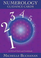 Numerology Guidance Cards - Divine Gift Olinda