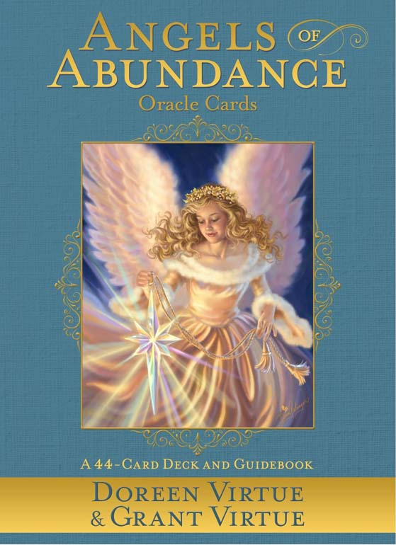 Angels of Abundance - Divine Gift Olinda