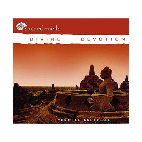 Sacred Earth: Divine Devotion CD - Divine Gift Olinda