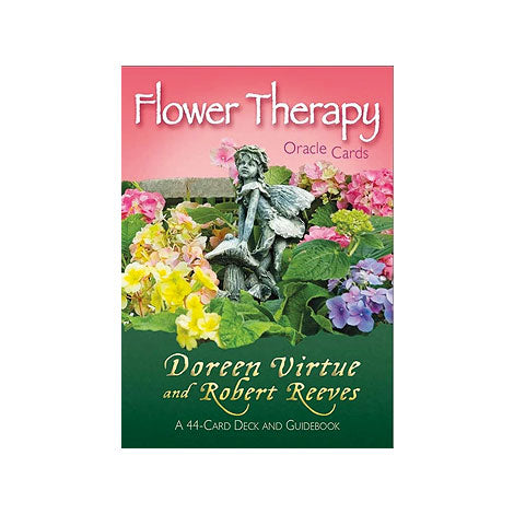 Flower Therapy Oracle Cards - Divine Gift Olinda