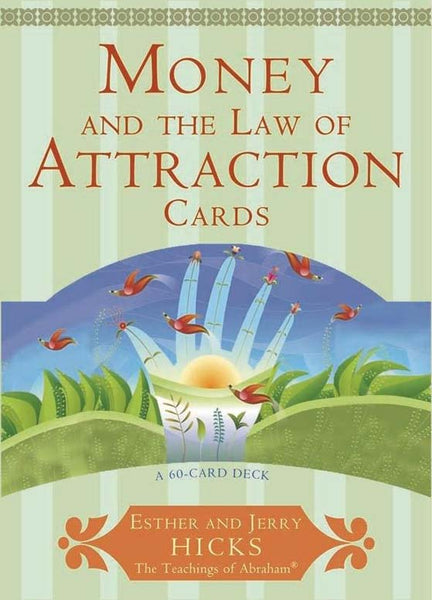 Money and the Law Of Attraction Cards - Divine Gift Olinda