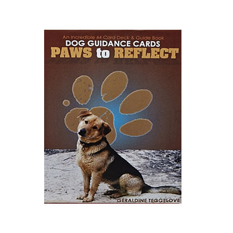 Paws to Reflect Dog Guidance Cards - Divine Gift Olinda