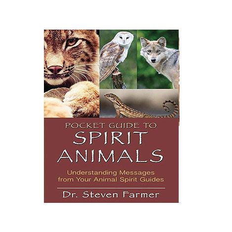 Pocket Guide to Spirit Animals - Divine Gift Olinda