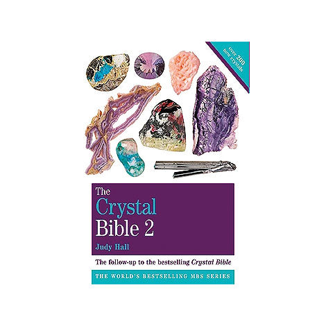 Crystal Bible - Volume 2, The (Godsfield) - Divine Gift Olinda