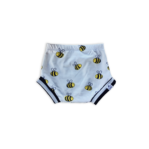 Bees Knees Harem Shorts or Bummies for Baby Toddler & Kids