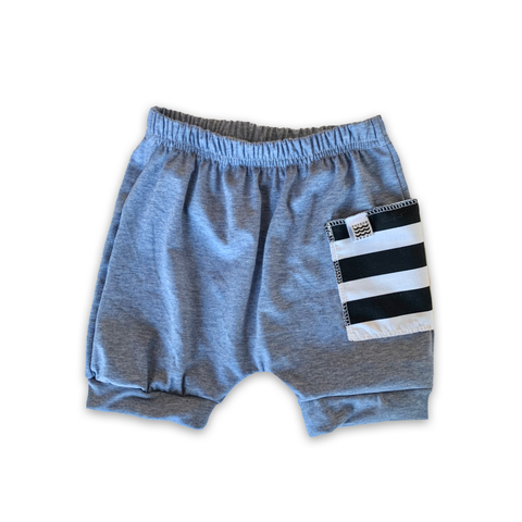 Sidecar Pocket Crew Shorts in Sea Salt