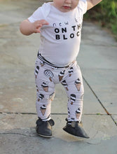 Load image into Gallery viewer, Ice Cream Leggings for Baby Toddler and Kids