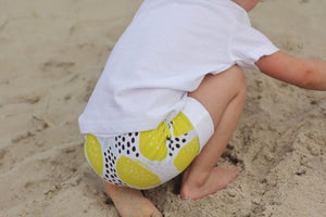 Lemon Bummies or Harem Shorts for Baby Toddler and Kids