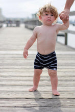 Load image into Gallery viewer, Nautical Euro Swim Shorts- Baby Toddler Kids