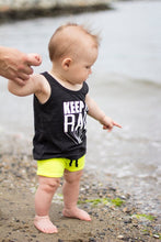 Load image into Gallery viewer, Neon Euro Swim Shorts- Baby Toddler Kids
