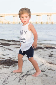 Navy Bummies or Harem Shorts for Baby Toddler and Kids