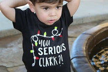 Load image into Gallery viewer, You Serious Clark Graphic Tee - Baby Toddler Kids