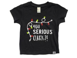You Serious Clark Graphic Tee - Baby Toddler Kids